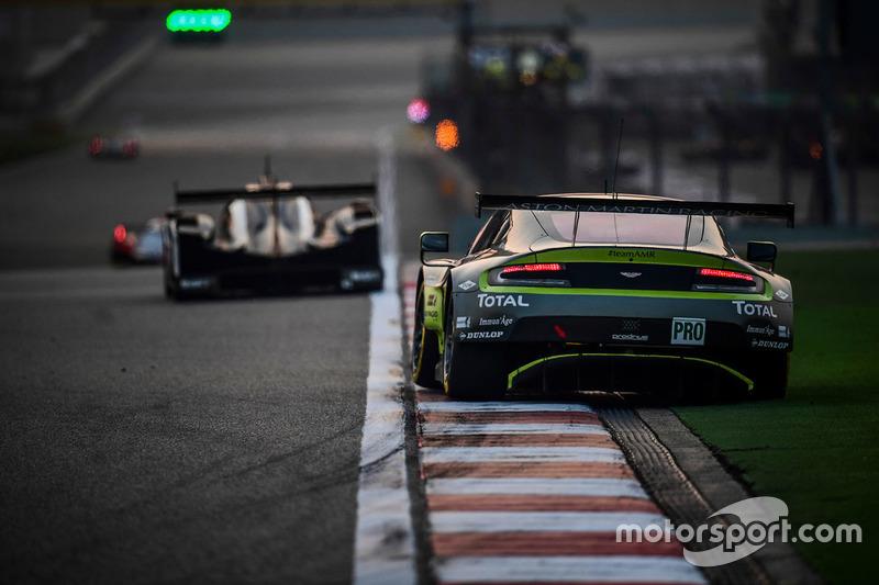 21. #95 Aston Martin Racing Aston Martin Vantage GTE: Марко Соренсен, Нікі Тім