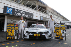 Last DTM races for António Félix da Costa and Martin Tomczyk, BMW Team Schnitzer