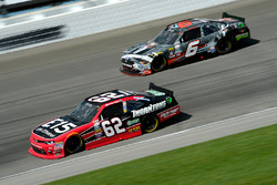 Austin Dillon, Richard Childress Racing Chevrolet, Darrell Wallace Jr., Roush Fenway Racing Ford