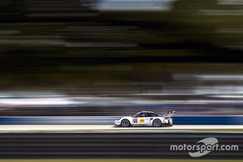 #6: Porsche 911 RSR von Nick Tandy, Patrick Pilet und Kevin Estre