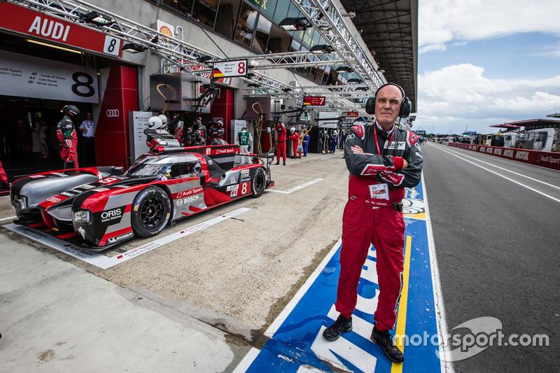 Audi Sport Team Joest: Dr. Wolfgang Ullrich