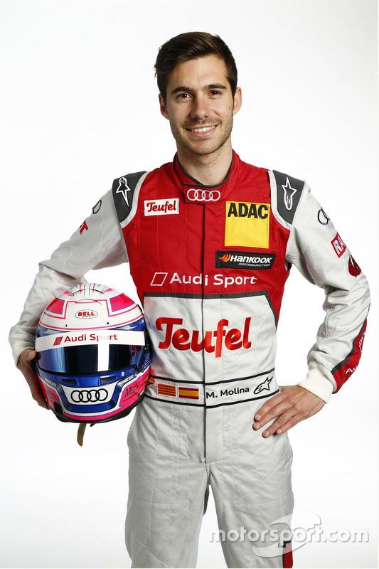 Miguel Molina, Audi Sport Team Abt Sportsline, Audi RS 5 DTM