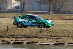 Марк Хиггинс и Томас Иеуан, Subaru Impreza WRX STi