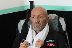 #23 Panis-Barthez Competition Ligier JS P2 Nissan: Фабьен Бартез
