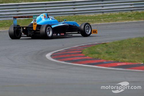 Oschersleben Pre season testing April