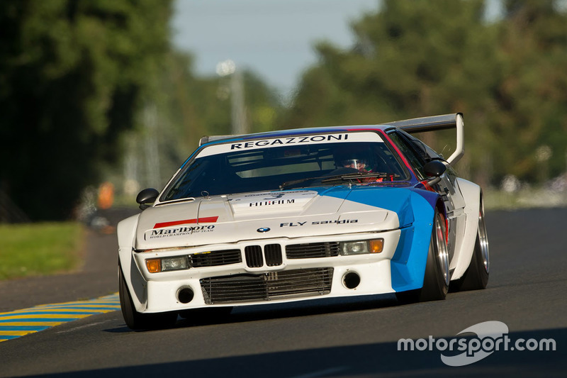 1979 BMW M1 Procar at Le Mans Classic