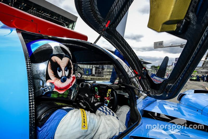 #25 Algarve Pro Racing, Ligier JSP2 Nissan: Andrea Pizzitola, Michael Munemann, Jonathan Hirschi