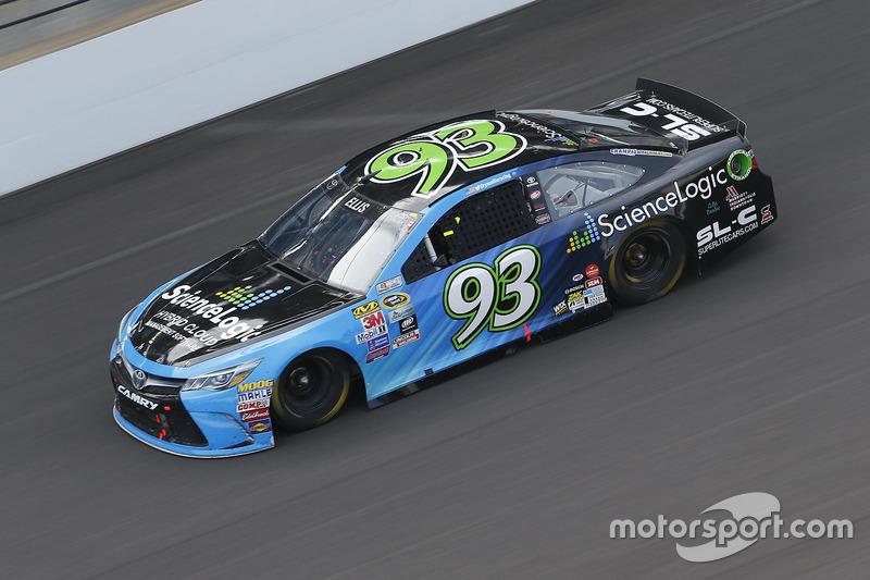 32. Ryan Ellis, BK Racing, Toyota
