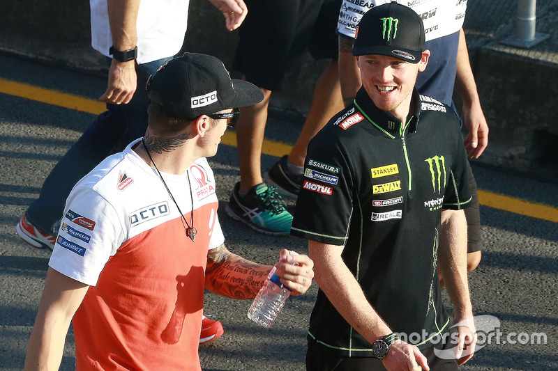 Scott Redding, Octo Pramac Racing, Bradley Smith, Monster Yamaha Tech 3