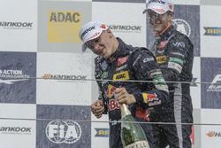 Podium, Rookie, Niko Kari Motopark Dallara F312 - Volkswagen