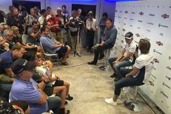 Felipe Massa emeklilik açıklaması, basın toplantısı