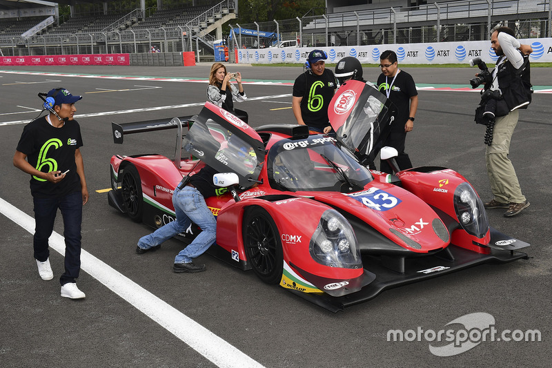 RGR Sport by Morand Ligier JSP2 - Nissan ile VIP turları