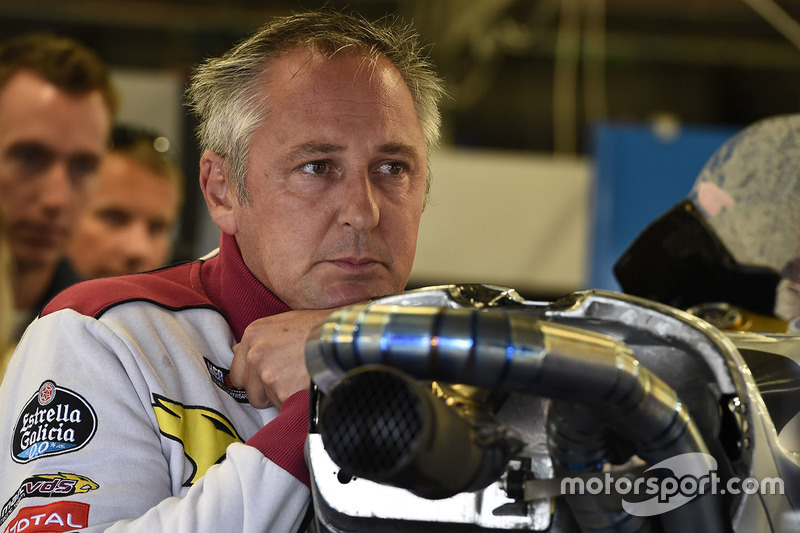 Michael Bartholemy, Marc VDS Racing Honda
