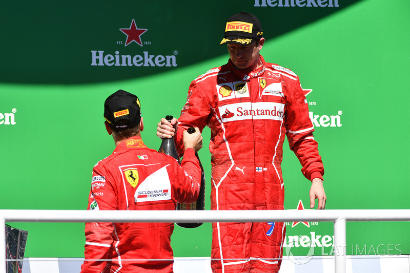 5: Kimi Raikkonen, Ferrari