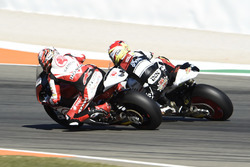Takaaki Nakagami, Idemitsu Honda Team Asia, Dominique Aegerter, Kiefer Racing
