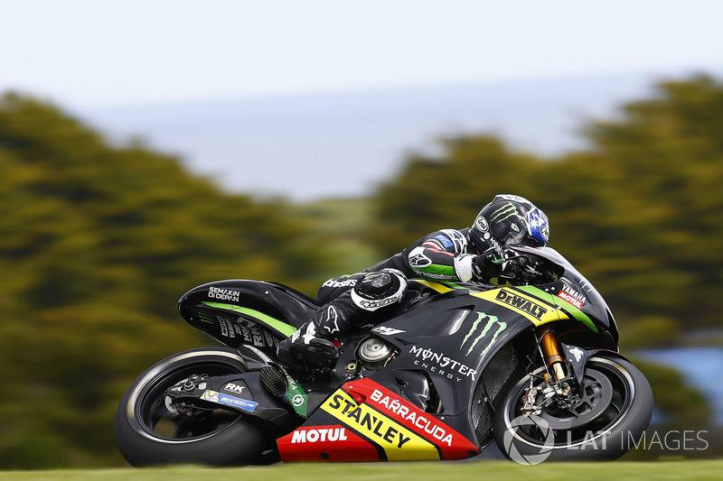 22. Broc Parkes, Monster Yamaha Tech 3