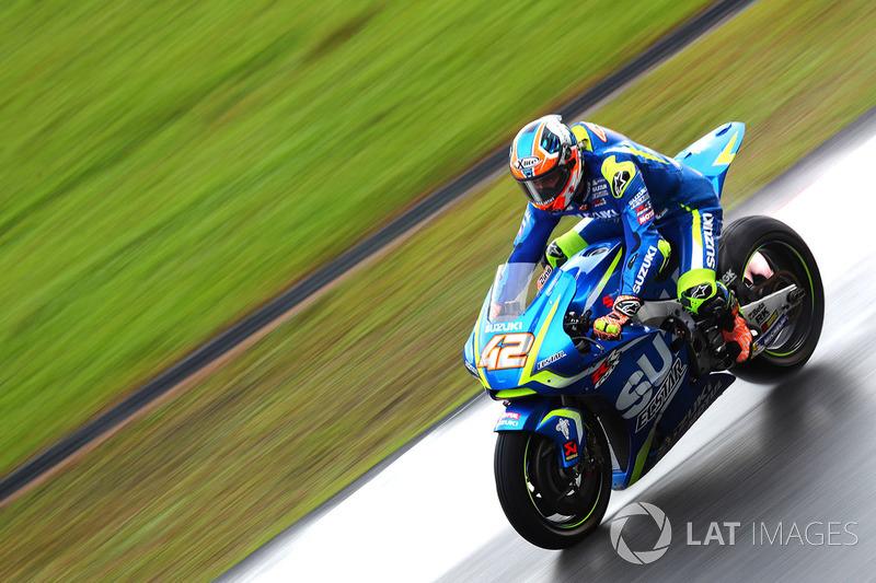 Disqualifikation: Alex Rins, Team Suzuki MotoGP