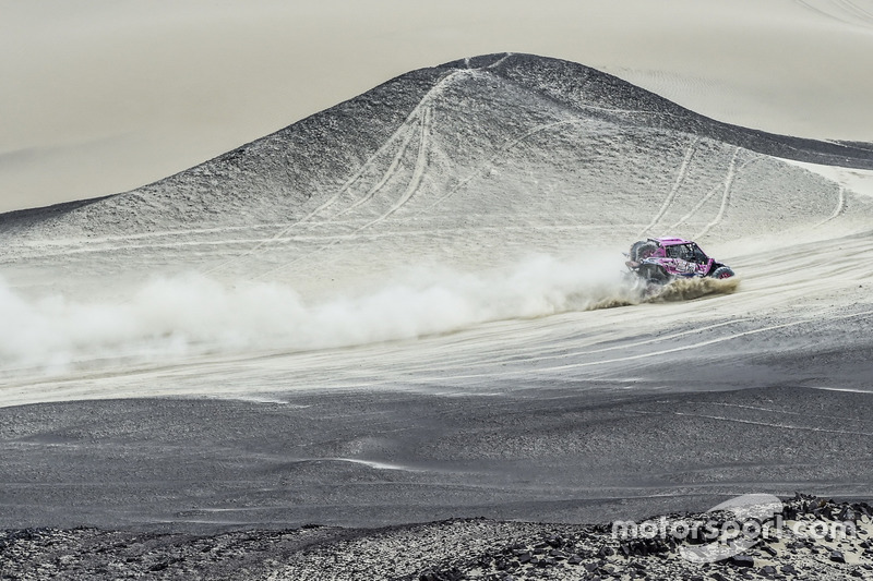 Камелия Липароти и Анджело Монтико, C.A.T Racing, Yamaha YXZ 1000 R