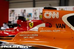 McLaren, Ferrari e Renault allo stand F1 Racing