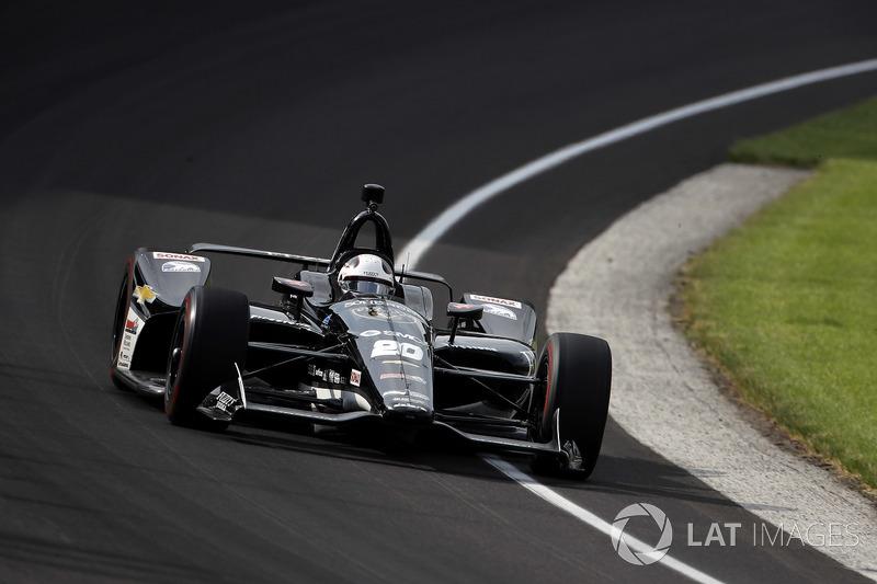 2. Ed Carpenter, Ed Carpenter Racing, Chevrolet