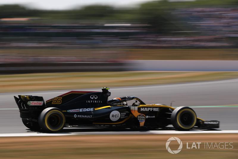 8º Renault Sport F1 Team R.S. 18 (1033 vueltas)
