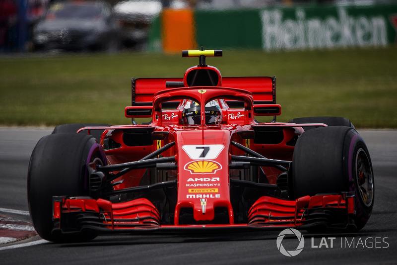 6: Kimi Raikkonen: 216 grandes premios (el 76,87% de los disputados)