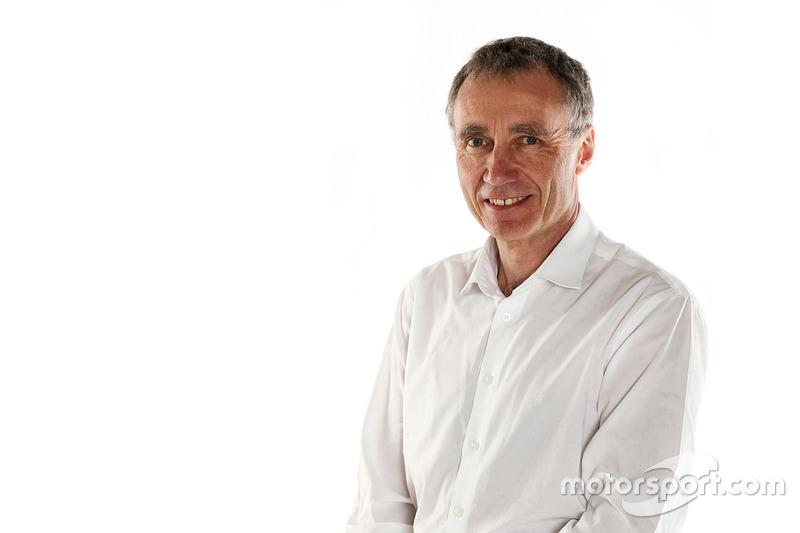 Bob Bell, Chief Technical Officer Renault Sport F1 Team