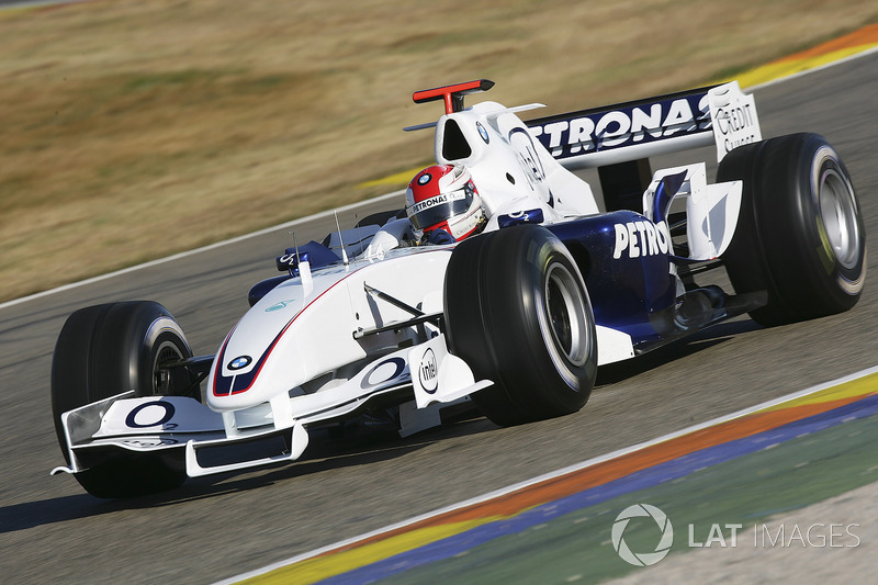 BMW Sauber 2006