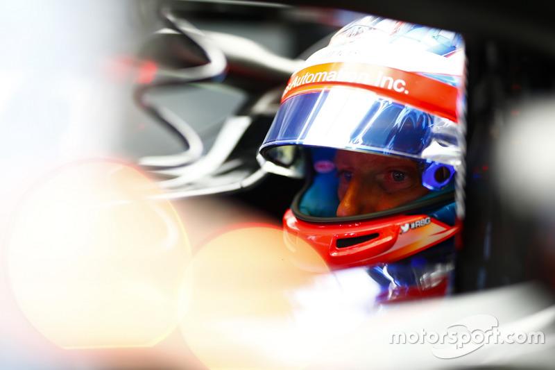 Romain Grosjean, piloto da Haas