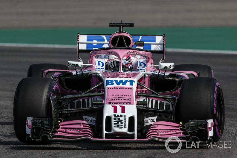 10. Серхіо Перес, Force India — 29