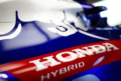 El chasis del Toro Rosso STR13