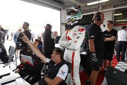 #22 Audi Sport Customer Racing Audi R8 LMS: Kelvin Van der Linde