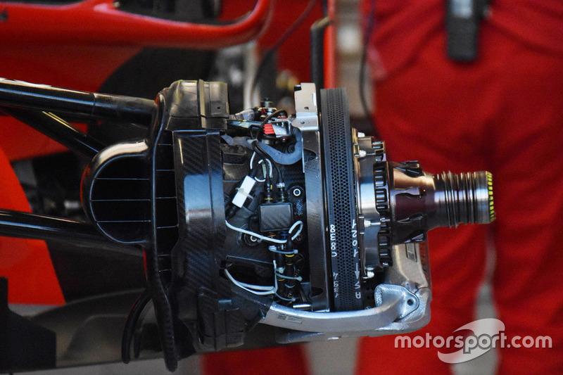 Ferrari SF71H voorrem