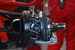 Ferrari SF71H brake detail