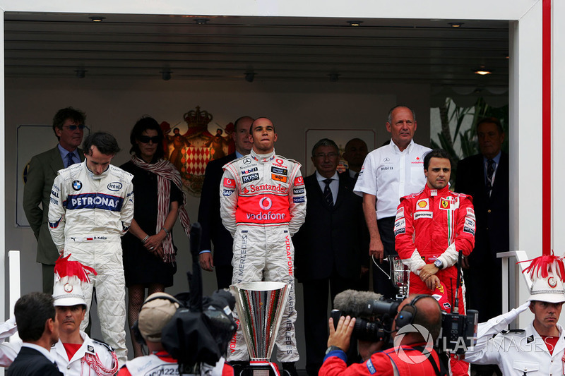 GP de Mónaco 2008