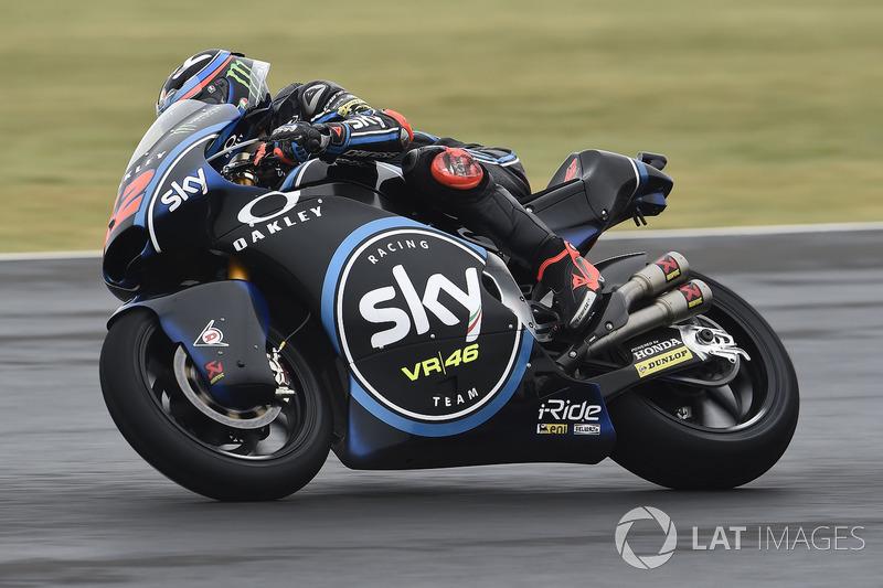 Moto2 Argentina: Kualifikasi 15, finis 9