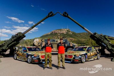 Erebus Townsville livery unveil