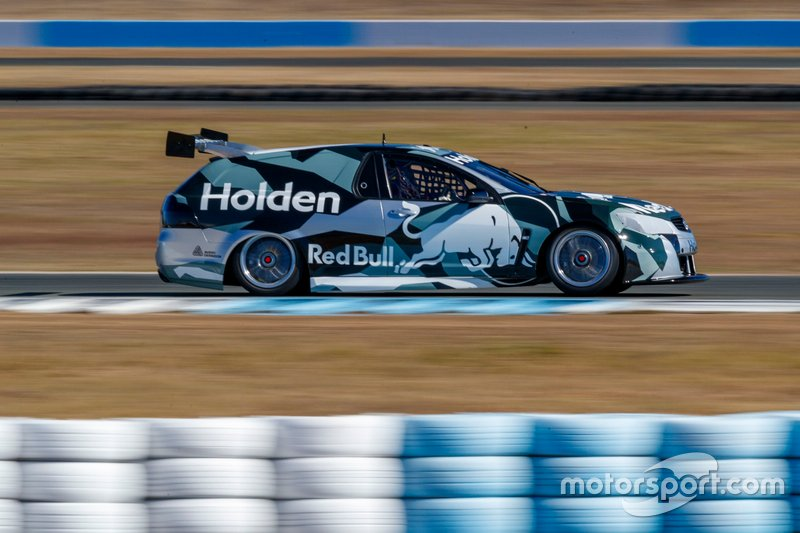 July Queensland Raceway test