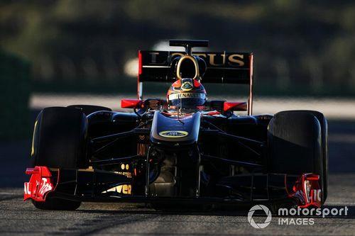 Valencia February test