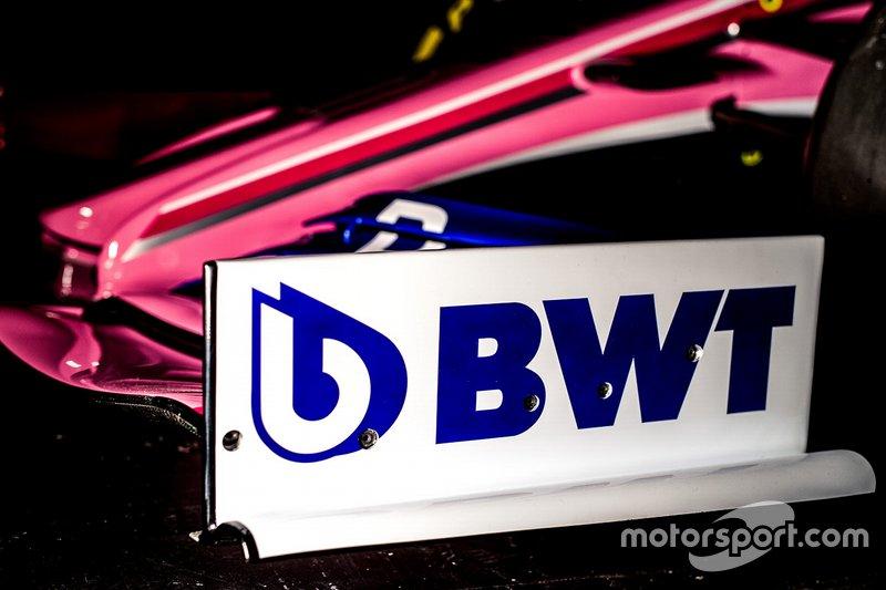 Racing Point BWT logo