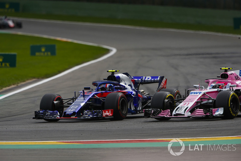 Pierre Gasly - Toro Rosso - 9