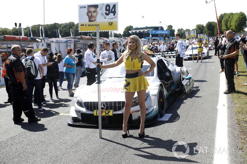 Грід-гьол Паскаля Верляйна, Mercedes-AMG Team HWA