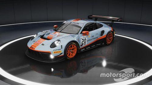 SRO E-Sport GT: Kyalami