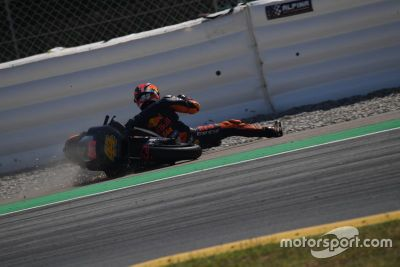 MotoGP-Test in Barcelona