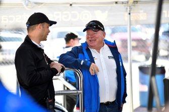 #66 Ford Chip Ganassi Racing Ford GT, GTLM: Team Owner Chip Ganassi.