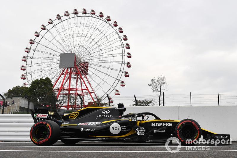 16: Nico Hulkenberg, Renault Sport F1 Team R.S. 18, 1'30.361