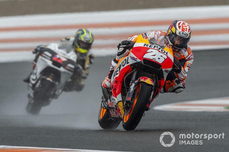 Педроса та Маркес – найуспішніші гонщики Honda