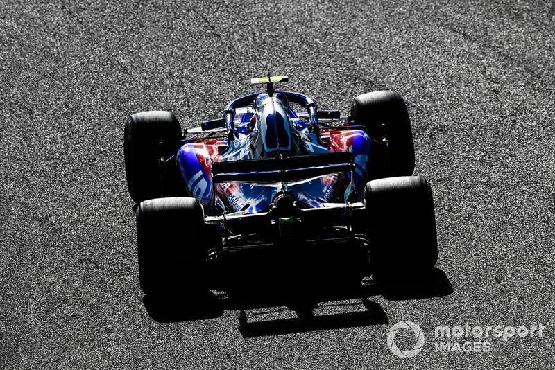 11 місце — П'єр Гаслі (Франція, Toro Rosso) — коефіцієнт 2001,00