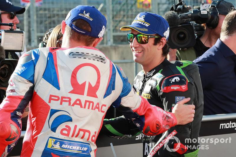 Джек Міллер, Pramac Racing, Жоанн Зарко, Monster Yamaha Tech 3