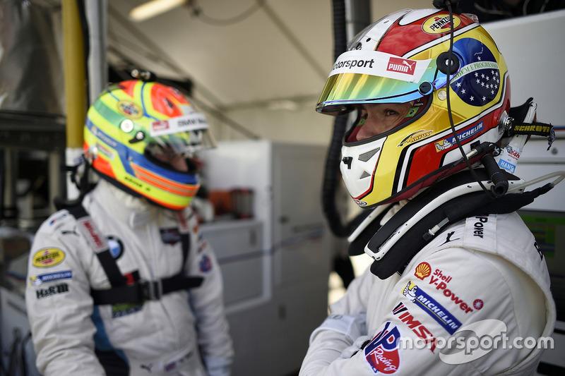 Augusto Farfus, BMW Team RLL, Alexander Sims, BMW Team RLL